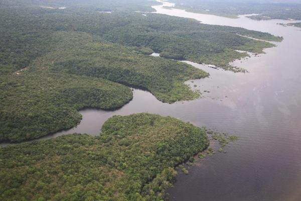 Amazonfloden – et undervisningsmateriale til naturteknologi mellemtrin