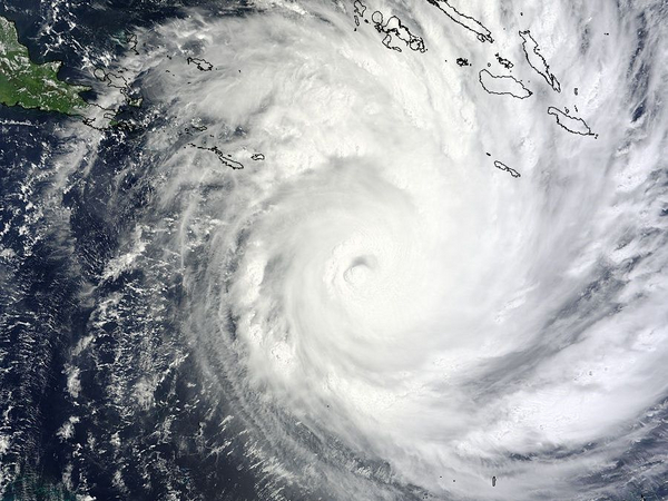 NASA  Cyclone Cropped