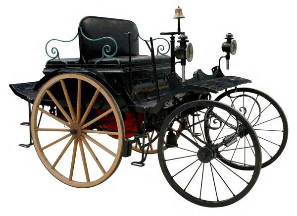 De første biler – et undervisningsmateriale til naturteknologi mellemtrin