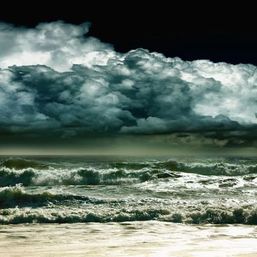 Havet truer