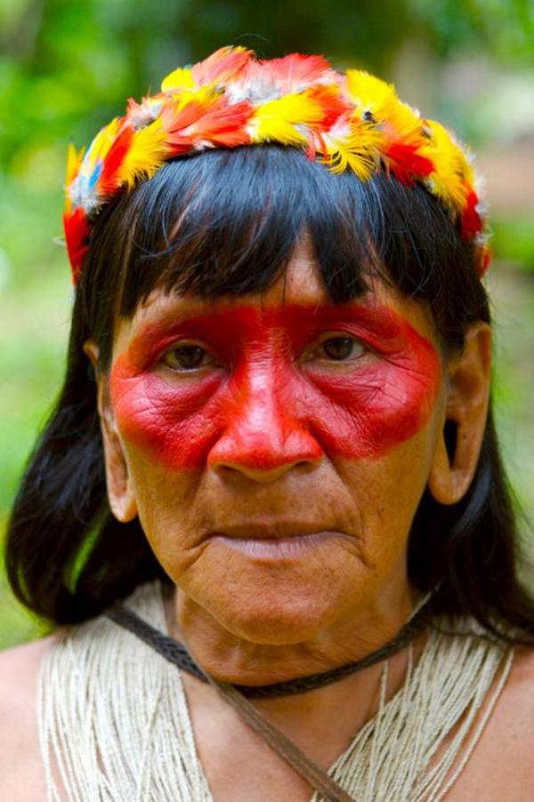 Det oprindelige folk – et undervisningsmateriale til naturteknologi mellemtrin